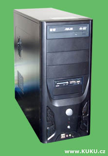 Nov� �ty�j�drov� po��ta�e PC KUKU Intel Core 2 Quad 4 x 2,5 GHz - konfigur�tor PC